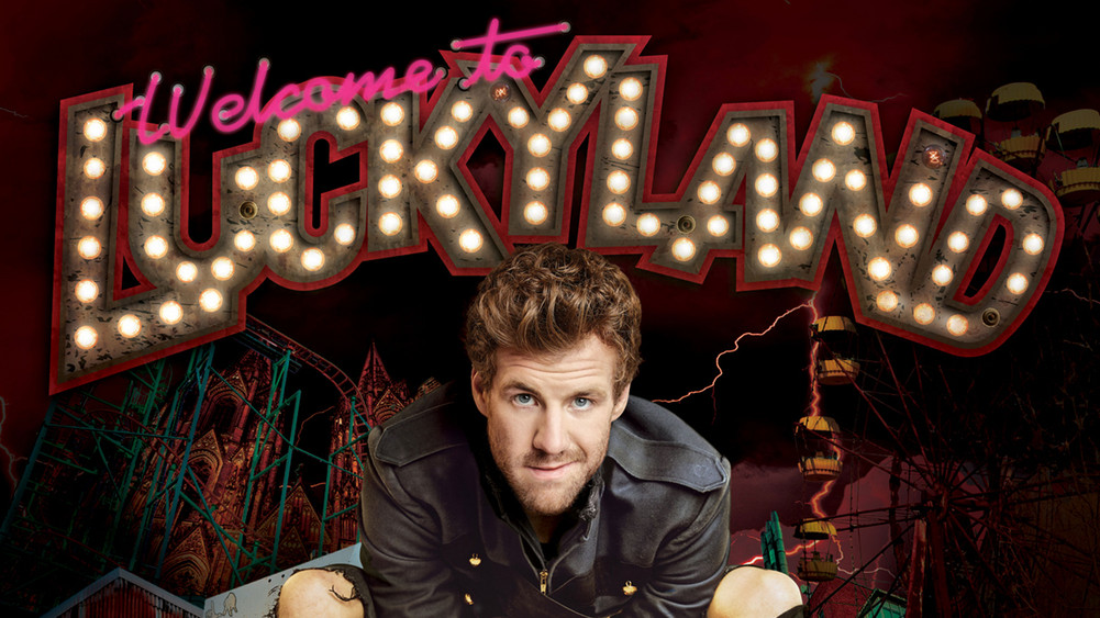 Comedy & Kabarett Luke Mockridge Tickets Mannheim