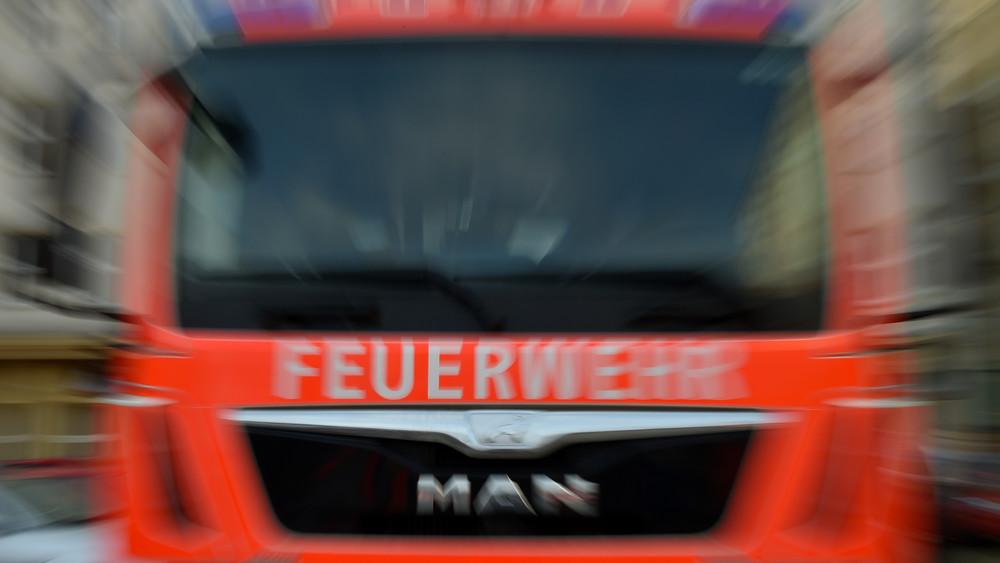 Schneppenhausen Brand Verursacht Hohen Schaden Ffhde