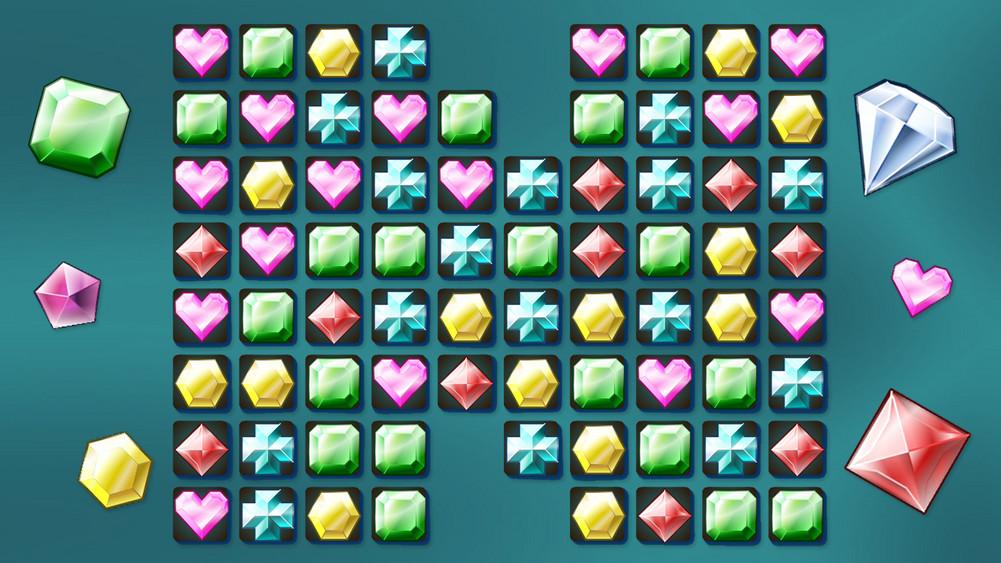 Exchange Jewels Spielen